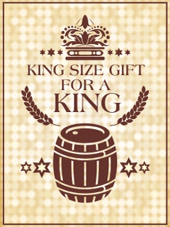 King size gift