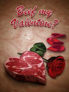 Beef My Valentine
