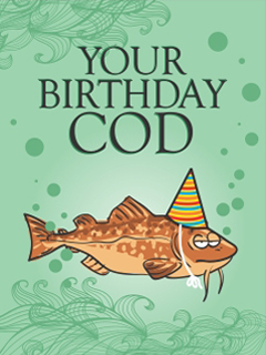 Your Birthday Cod