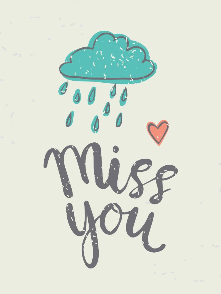 Miss You Rain