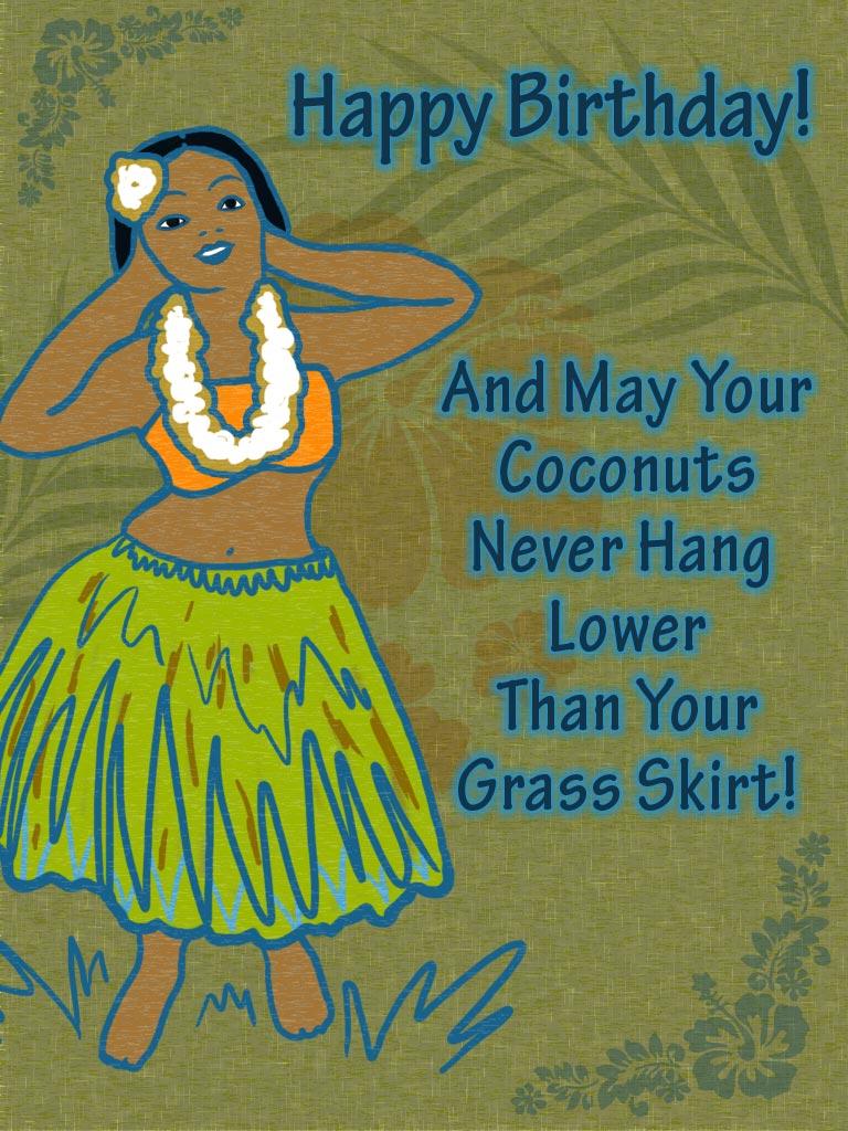 Hula Coconuts