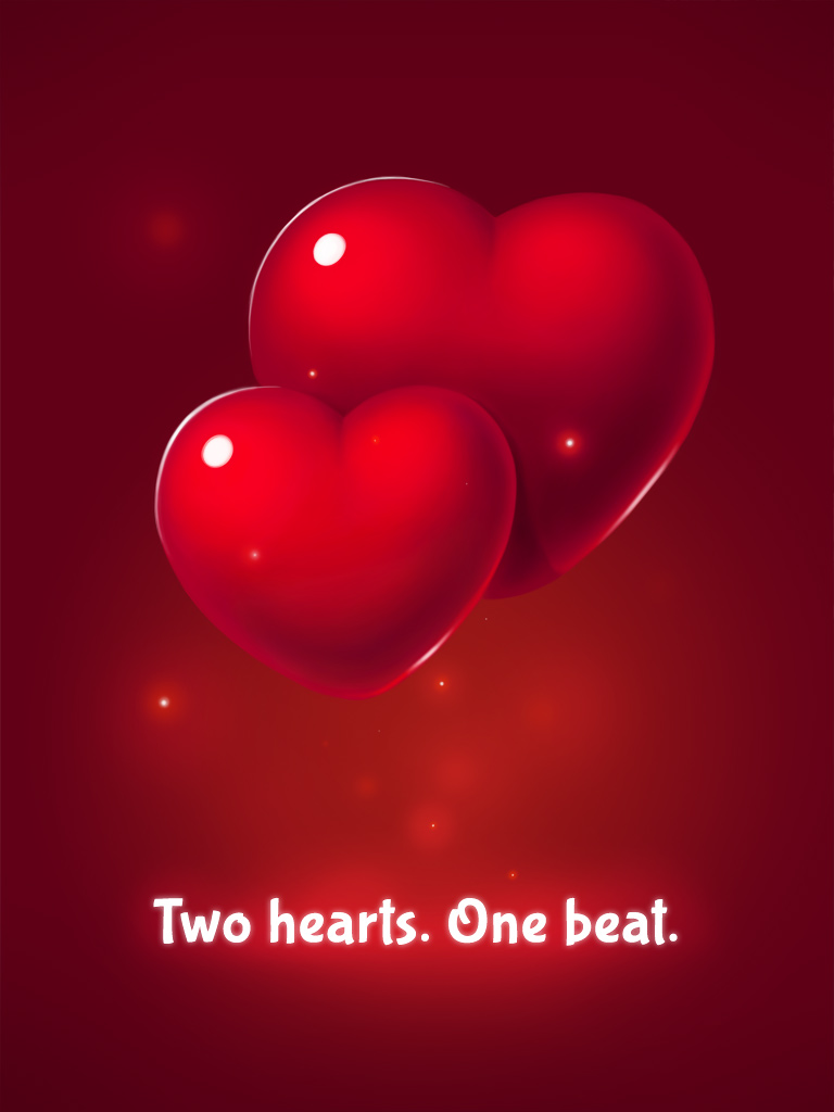 Two Hearts One Beat