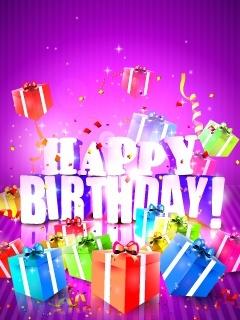 Bold Birthday