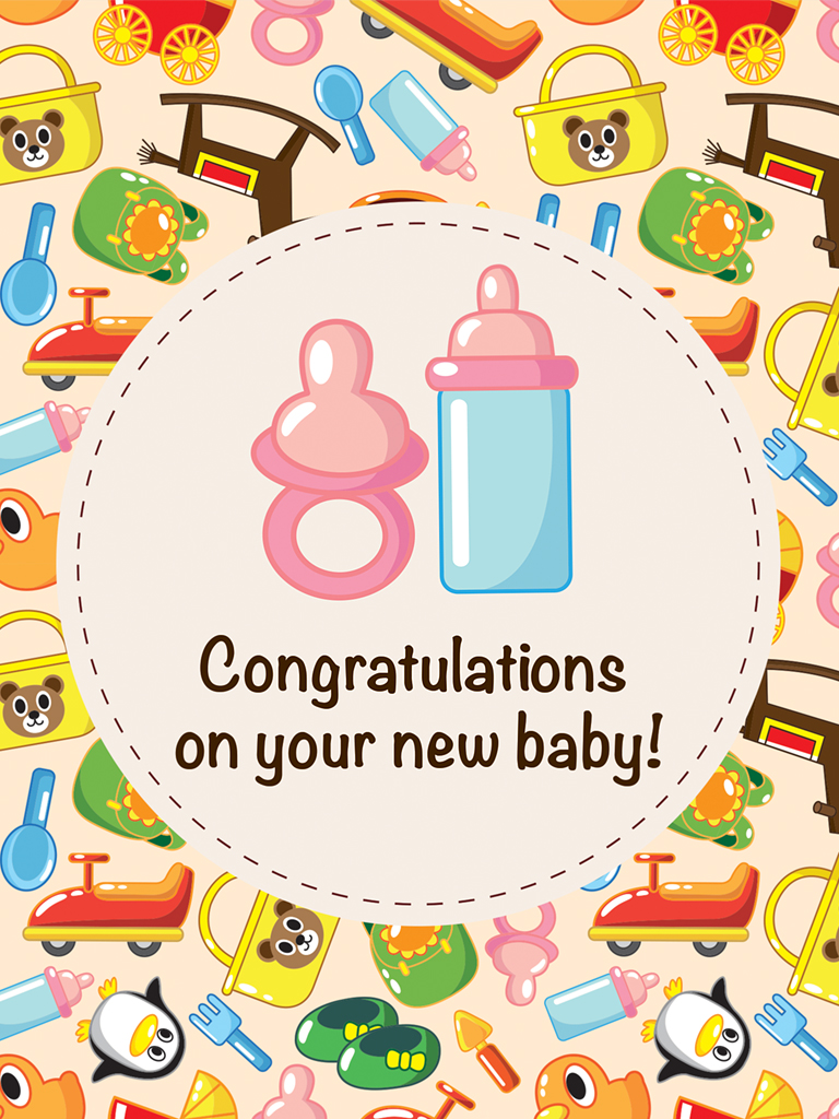 Your first baby