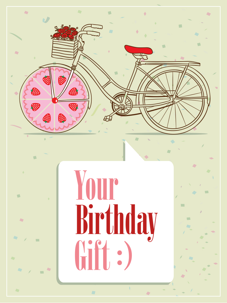 Your birthday gift