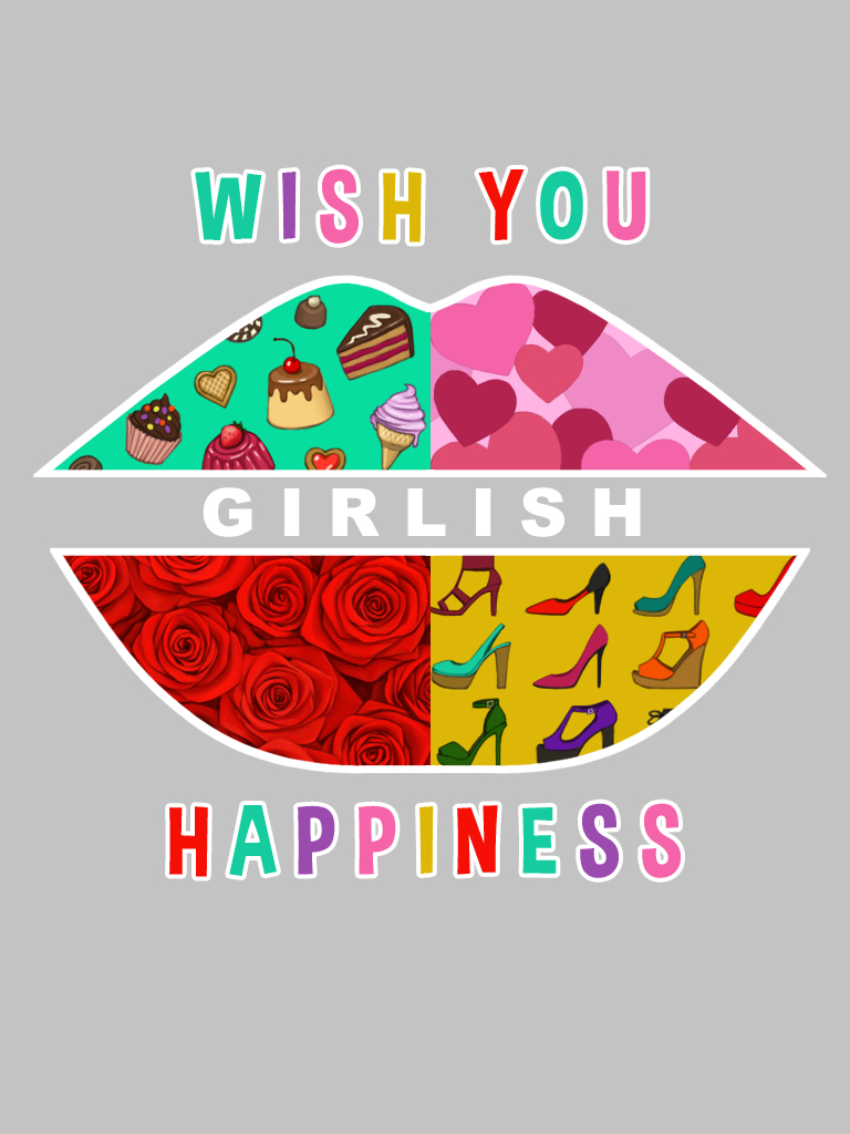 Girlish Happiness