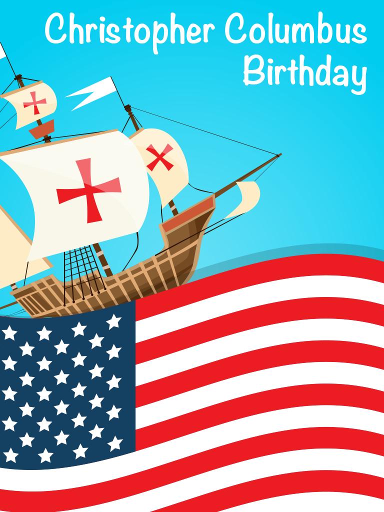 Christopher Columbus Birthday