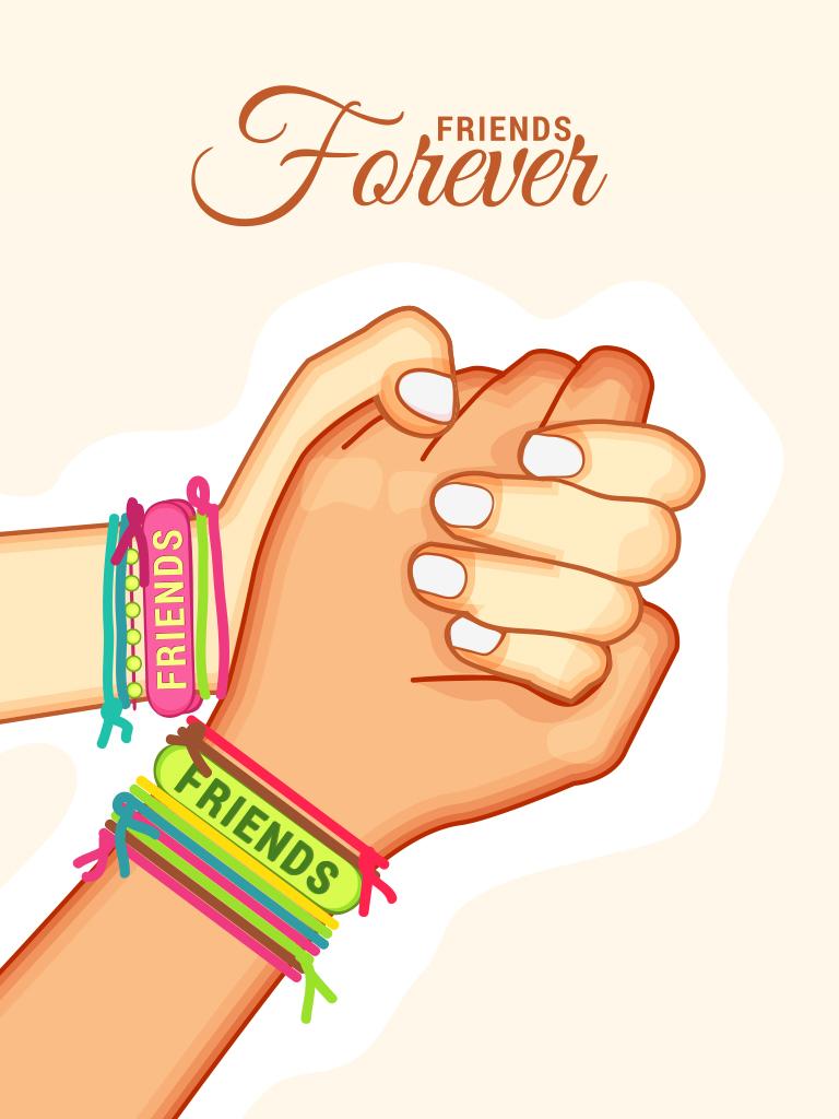 Friend's Hand