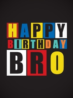Birthday Bro